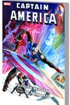 Captain America Road To Reborn TPB - nick & dent