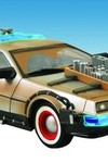Back To The Future III Time Machine