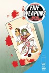 Five Weapons #6 6Cover B - Guillory)
