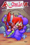 Lil Sonja #1 (Subscription Cover)