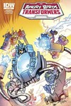 Angry Birds Transformers #3 (of 4)