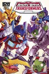 Angry Birds Transformers #3 (of 4) (Subscription Variant)