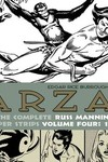Tarzan Russ Manning Newspaper Strips HC Vol. 04 1974-1979