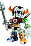 Voltron 30th Anniversary Super-deformed Limited Edition Action Figure
