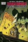 Transformers Sins Of Wreckers #3 (of 5)