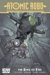 Atomic Robo & The Ring Of Fire #5 (of 5)