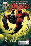 Uncanny Avengers #4 (New Series)