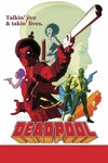 True Believers Groovy Deadpool #1