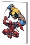 Marvel Universe Deadpool And Wolverine Digest TPB