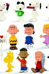 Peanuts Pvc Figurine Assortment 36ct Counter Top Display