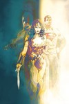 Trinity #5 (Sienkiewicz Variant Cover Edition)