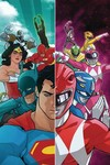 Justice League Power Rangers #1 (of 6)