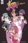 Jem & The Holograms Annual 2017