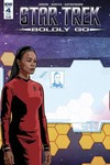 Star Trek Boldly Go #4 (Subscription Variant)