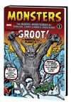 Monsters HC Vol. 01 Marvel Monsterbus By Lee Lieber Kirby