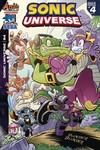 Sonic Universe #94 (Cover A - Regular Yardley)