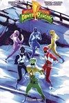 Mighty Morphin Power Rangers TPB Vol. 02