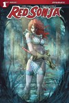 Red Sonja #1 (Cover D - Camuncoli)