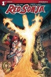 Red Sonja #1 (Cover F - Rubi Subscription Variant)