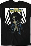 Marvel All New Wolverine #8 Blk T-Shirt XXL
