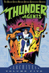 DC Archives - Thunder Agents HC Vol. 05