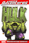 Marvel Adventures Hulk Digest Vol. 1 - Misunderstood Monster - nick & dent