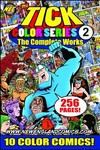 Tick Color Series Complete Works TPB Vol. 02 - nick & dent