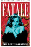 Fatale TPB Vol. 2 Devils Business