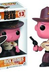 Pop Television Walking Dead Rick Grimes Vinyl Figure