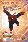 Amzing Spider-Man #12 (Marvel Animation Spider-verse Variant Cover Edition)