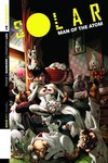 Solar Man Of Atom #9 (Cover B - Lau Subscription Variant)