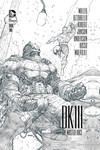 Dark Knight III Master Race #2 (of 8) Collectors Ed HC