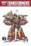 Transformers More Than Meets Eye #48 (Subscription Variant)