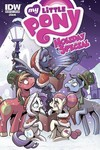 My Little Pony Holiday Special (Subscription Variant)