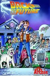 Back To The Future #3 (of 4) (Archie 75th Annv Variant)