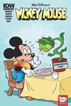 Mickey Mouse #7 (Subscription Variant)