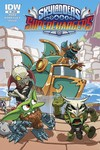 Skylanders Superchargers #3 (Subscription Variant)