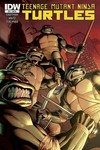 Teenage Mutant Ninja Turtles #53 (Retailer 10 Copy Incentive Variant Cover Edition)
