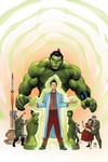 Totally Awesome Hulk #1 (Cho Variant Cover Edition)