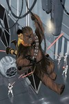Chewbacca #5 (of 5)