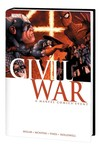 Civil War HC Mcniven Cover New Printing