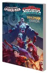 Amazing Spider-Man Inhumans All New Captain America Inhuman Error TPB