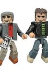 Back To the Future 30th Ann Minimates 1985 Set