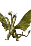 Godzilla King Ghidorah S.H.MonsterArts Action Figure Special Color Version