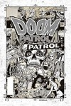 Doom Patrol #4 (Rentler Variant Cover Edition)