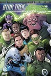 Star Trek Green Lantern Vol. 2 #1 (Retailer 10 Copy Incentive Variant Cover Edition)