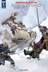Dungeons & Dragons Frost Giants Fury #1 (Subscription Variant)