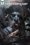 Dungeons & Dragons Frost Giants Fury #1 (Retailer 10 Copy Incentive Variant Cover Edition)