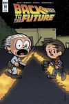 Back to the Future #15 (Subscription Variant)