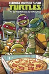 Teenage Mutant Ninja Turtles New Animated Adventures Omnibus TPB Vol. 02